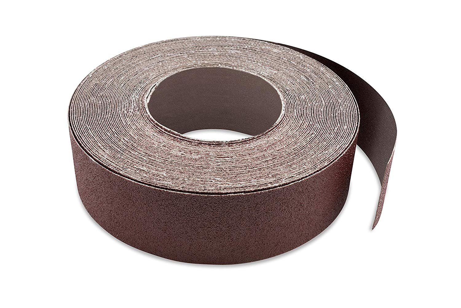 """4"""" x 75 ft. Drum Sanding Rolls (add to cart to choose grit size)"""